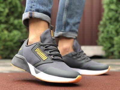 Мужские кроссовки 9876 Puma термо