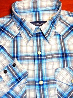 American Eagle Шикарная брендовая рубашка - XS - S