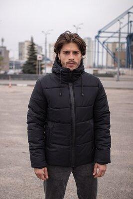Зимняя куртка Glacier черный 1589543505