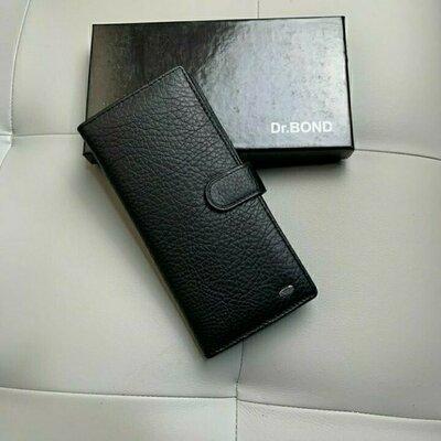 Мужское вертикальное портмоне кожаное мужской кошелек кожаный гаманець шкіряний