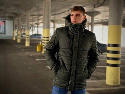 Зимняя Куртка Everest Intruder хаки. 1589541426