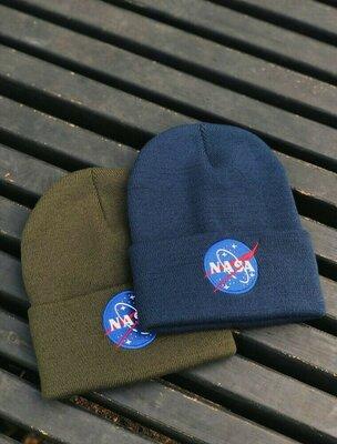Шапка NASA разные цвета
