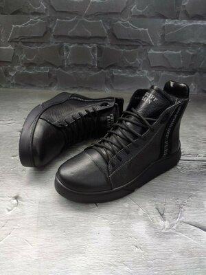 Зимние ботинки Philipp Plein
