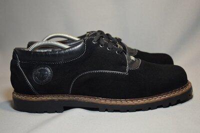 Michel Jordi Geneve Ethno туфли ботинки мужские кожаные. Швейцария. Оригинал. 42 р./27 см.