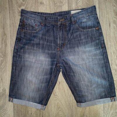 Шорты мужские джинсовые M размер W 32