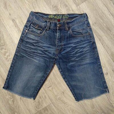 Шорты мужские джинсовые M-L размер 48р