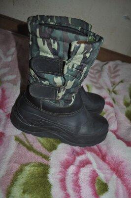 Сапоги Ботинки Пенка