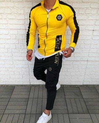 Мужской спорт костюм PHILIPP PLEIN 5-268
