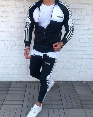 Мужской спорт костюм ADIDAS Classic 5-264