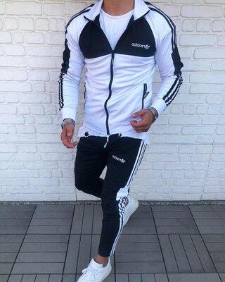 Мужской спорт костюм ADIDAS Classic 5-261