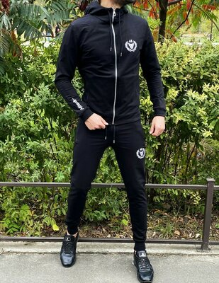 Спортивный костюм Miracle Nelless черный