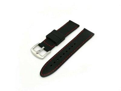 Резиновый ремешок для часов высокого качества 22