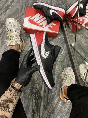 Кроссовки Nike SB Dunk Black