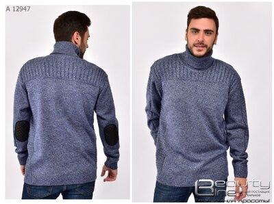 мод А 12947 Мужской свитер 52 54 56