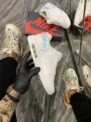 Nike Air Max 1 WMNS Triple White.