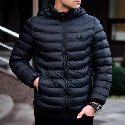 Куртка с подогревом от павербанка Павер Хот