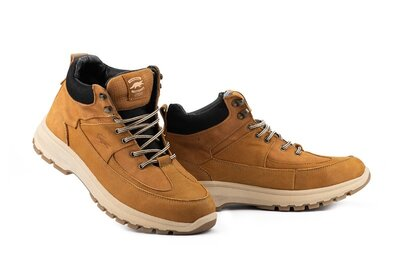 Стильные демисезонные/зимние мужские ботинки, кожаные мужские ботинки