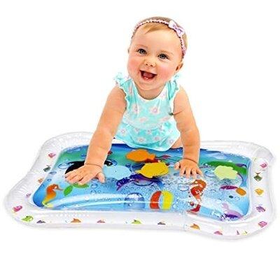 Надувний дитячий водний килимок Надувной детский водный коврик AIR PRO inflatable water play mat