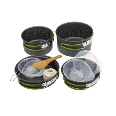 Набор туристической посуды DS - 301