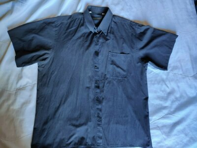 Итальянская рубашка с коротким рукавом Vincenzo