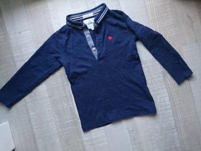 Стильный джемпер, кофта, рубашка в школу или садик хлопок