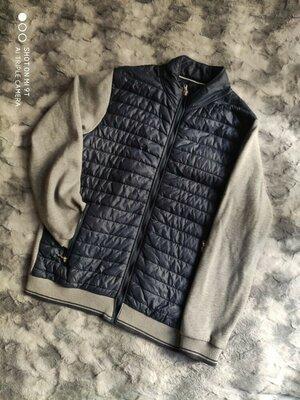 Трендовая мужская куртка бомбер