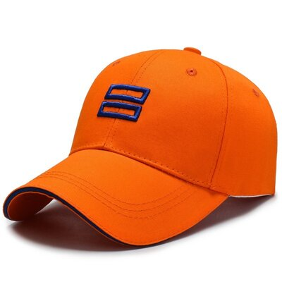 Оранжевая кепка SGS - 6329