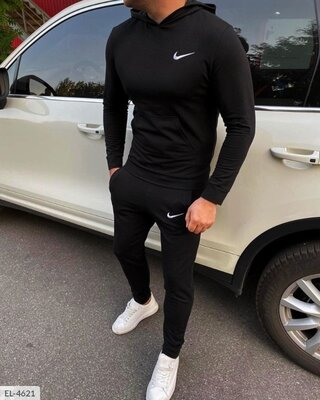 Мужской спортивный костюм трехнить