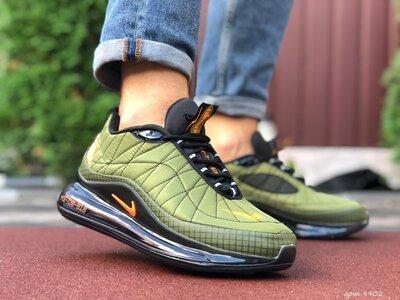 Мужские кроссовки термо 9902 Nike Air Max 720