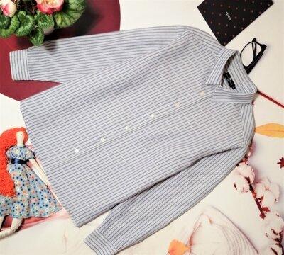 Мужская рубашка Marks&spencer, лен, размер XXL