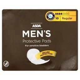 прокладки для мужчин Для чувствительных мочевых пузырей.