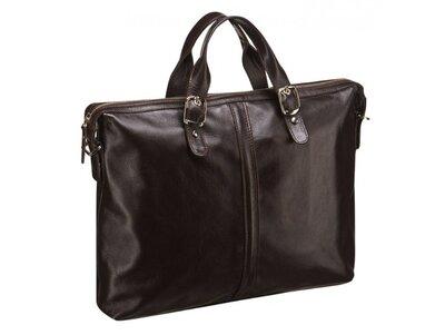 Мужская кожаная сумка для ноутбука Бесплатная доставка Bn004C портфель натуральная кожа