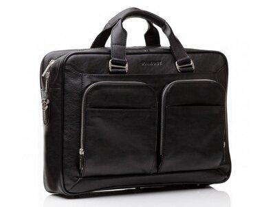 Мужская кожаная сумка для ноутбука Бесплатная доставка Bn035A-1 портфель натуральная кожа