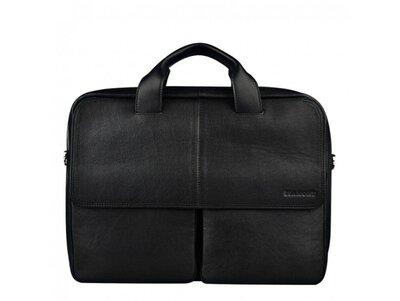Мужская кожаная сумка для ноутбука Бесплатная доставка Bn065A-1 портфель натуральная кожа