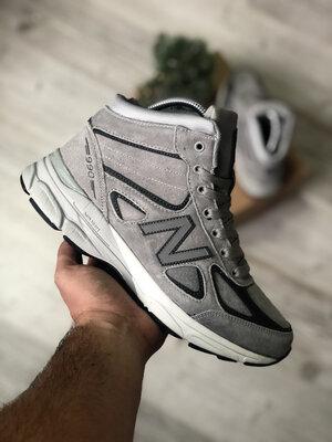 New Balance 990 Gray Winter