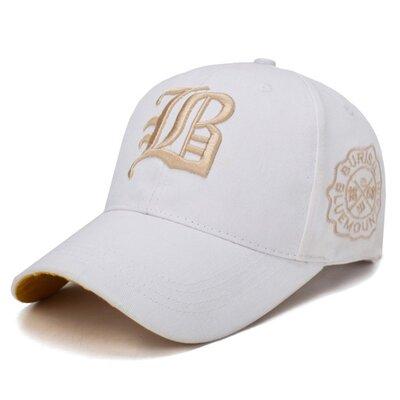 Белая кепка SGS - 6423