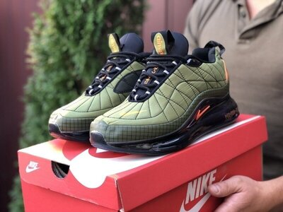 термокроссовки Nike Air Max 720, новинка, обувь на мембране, еврозима