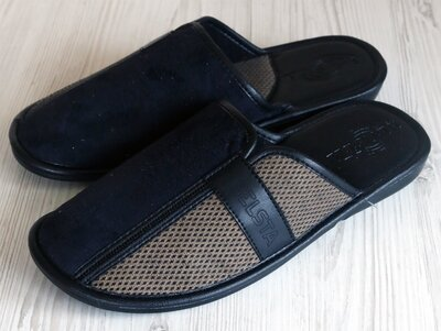 Комнатные мужские текстильные тапочки Белста BELSTA B501