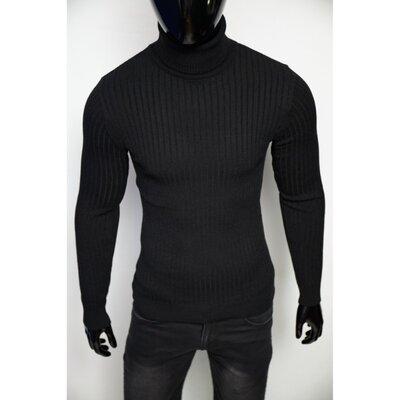 Гольф водолазка Figo 6351-1 черный