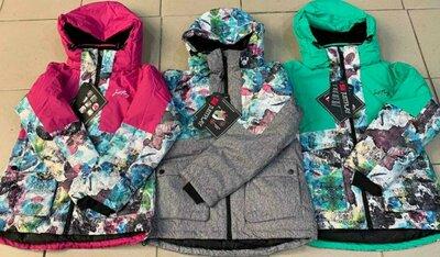 Зимняя термокуртка
