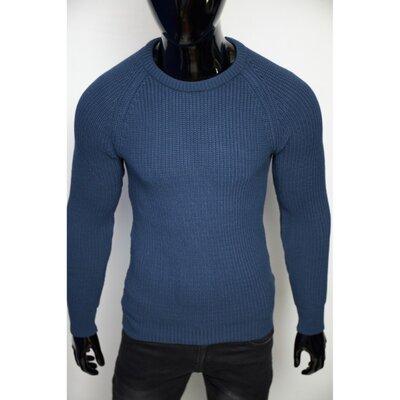 Свитер Figo 6793 индиго синий