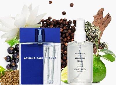 Armand Basi In Blue мужская парфюмированная вода 110 мл аналог