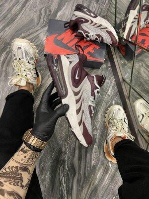 Легкие мужские кроссовки Найк Nike 270, Топ качество, коричневые, р. 40-45, 002-2291