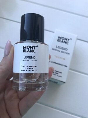 Mont blanc legend special edition-30мл