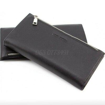 Продано: Мужской кожаный кошелек клатч портмоне барсетка Marco Coverna