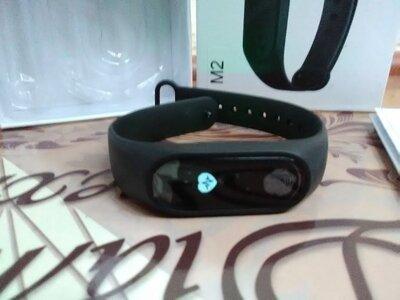 Smart Bracelet M2 Plus фитнес браслет-часы