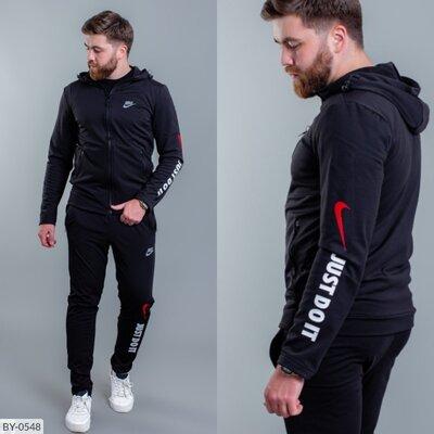 Мужской спортивный костюм дайвинг-флис