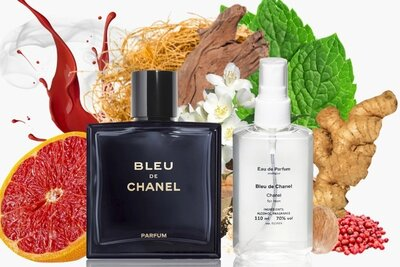 Chanel Bleu de Chanel мужская парфюмированная вода 110 мл аналог