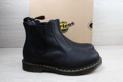 Мужские кожаные ботинки челси Dr. Martens оригинал, размер 45 chelsea boots