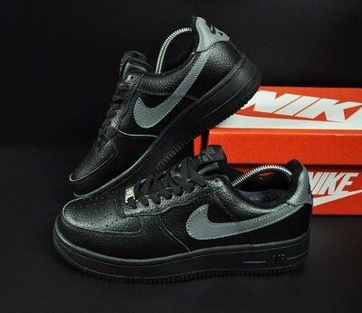 кроссовки Nike Air Force 1 арт 20871 зима, мужские, найк